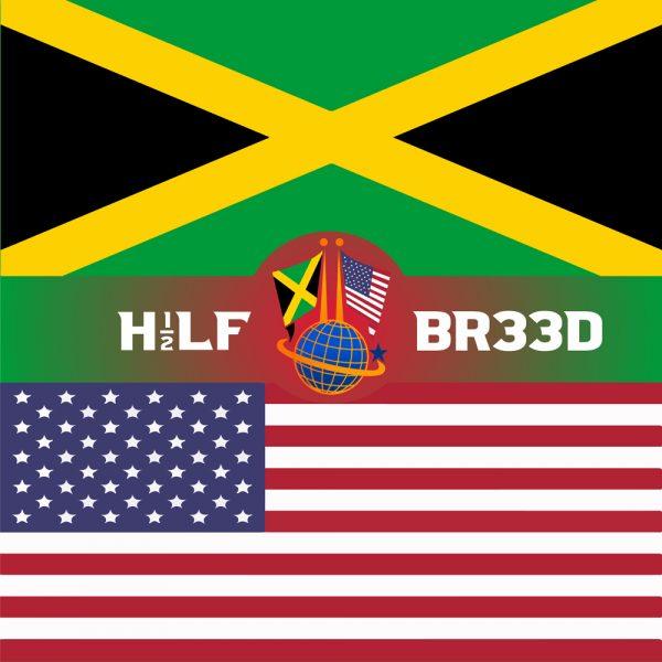 H1/2LF BR33D - JAMAICA-USA